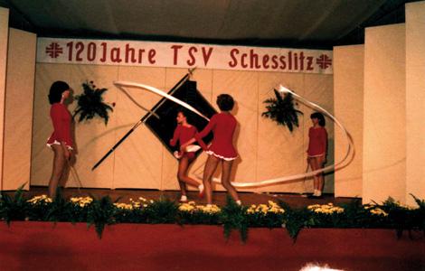 """1982 – """"Bunter Abend"""" anlässlich 120-jähriges Bestehen"""
